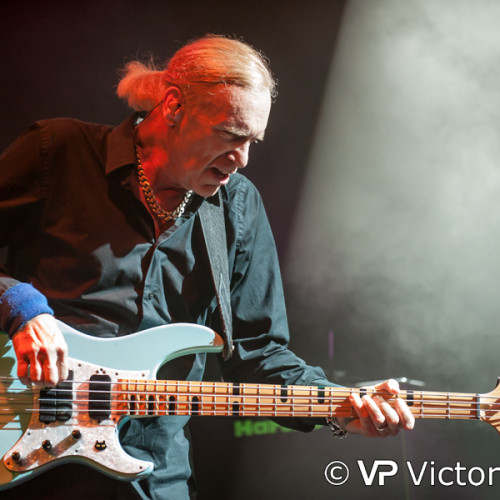 Billy Sheehan (The Winery Dogs), Cultuurpodium Boerderij, Zoetermeer (2013/09/06)