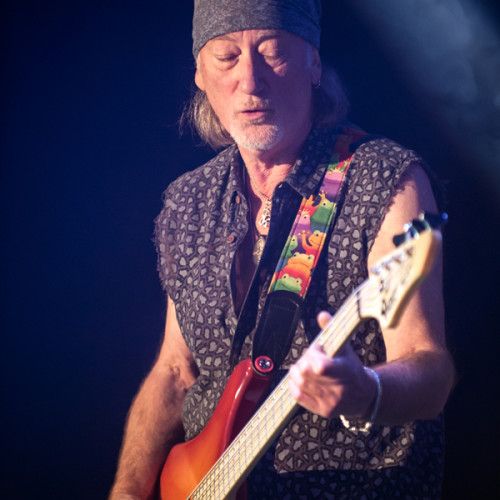 Roger Glover (Deep Purple), IJsselhallen, Zwolle (2013/10/19)