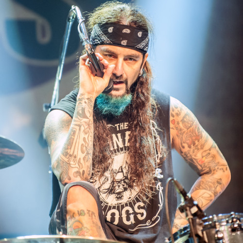 Mike Portnoy (The Winery Dogs), Hedon, Zwolle (2014/07/15)
