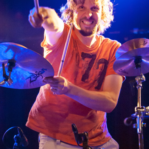 Marco Minnemann (The Aristocrats), P60, Amstelveen (2014/09/05)