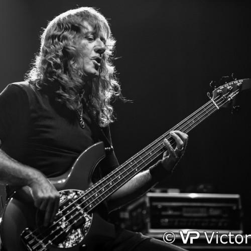 Dave LaRue (Flying Colors), 013 Poppodium, Tilburg (2014/10/09)