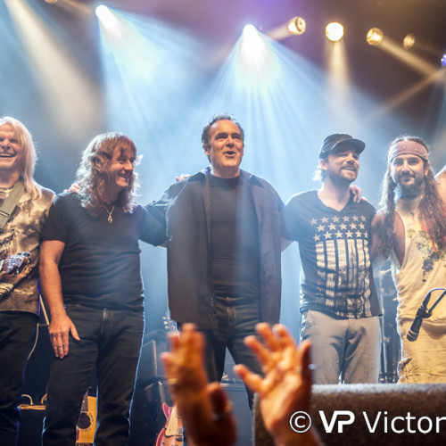 Flying Colors at Poppodium 013 in Tilburg (2014/10/09)