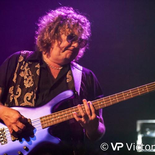 Stuart 'Stu' Hamm (Carl Verheyen Band), P60, Amstelveen (2014/10/30)