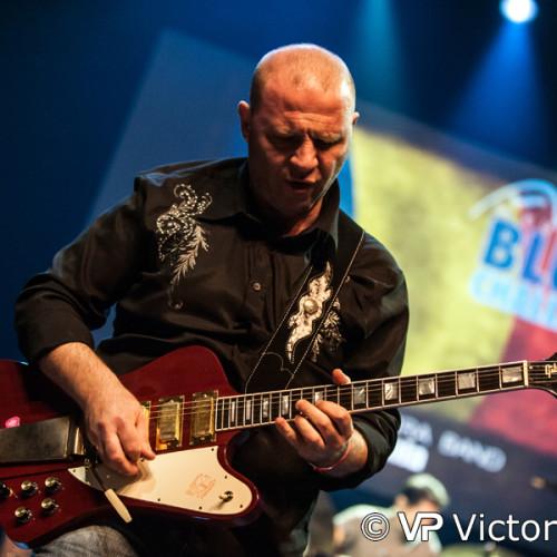 Marius Dobra Band, Ancienne Belgique, Brussels (2015/03/13)