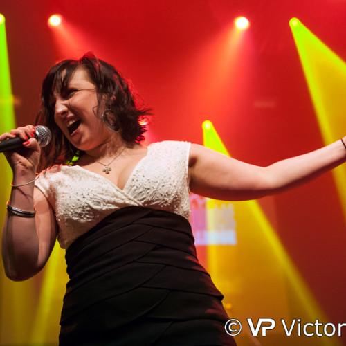 Jessy Martens Band, Ancienne Belgique, Brussels (2015/03/13)
