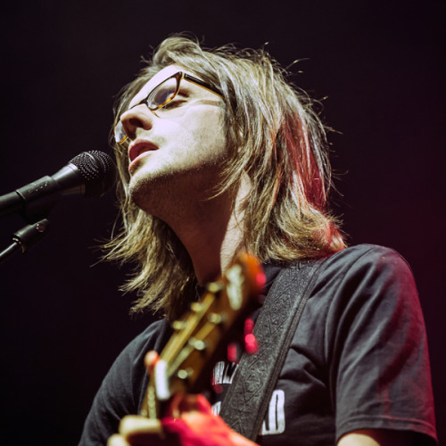 Steven Wilson performing at TivoliVredenburg in Utrecht (2015/03/24))