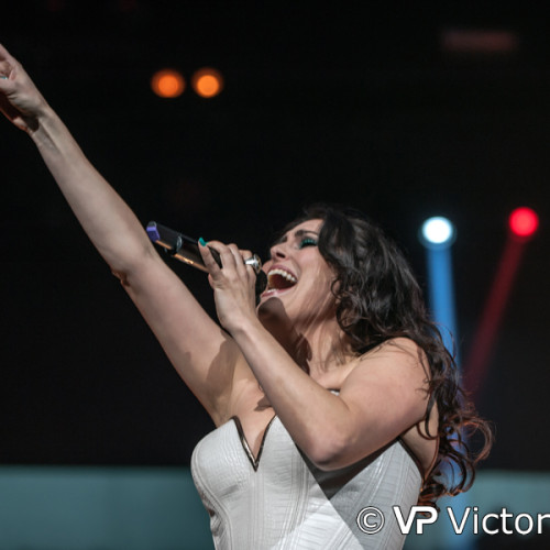 Within Temptation performing at Paaspop in Schijndel (2015/04/04)
