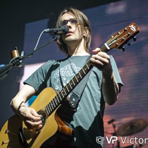 Steven Wilson performing at Hedon in Zwolle (2015/04/23)