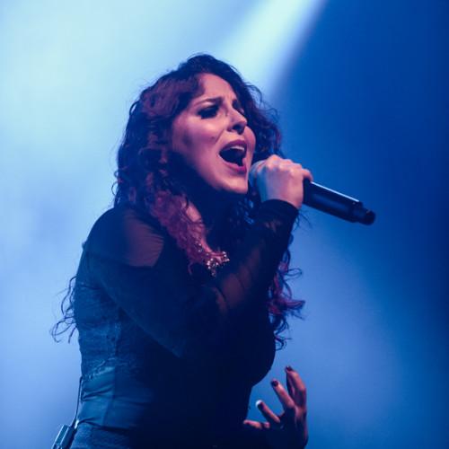 Stream Of Passion performing at Doornroosje in Nijmegen (2015/06/05)