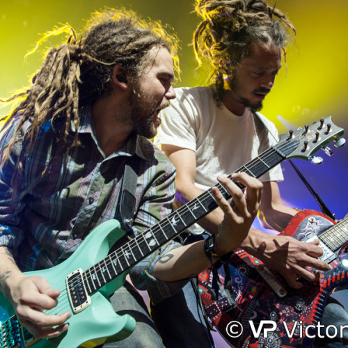 Soja performing at Doornroosje in Nijmegen (2015/06/30)