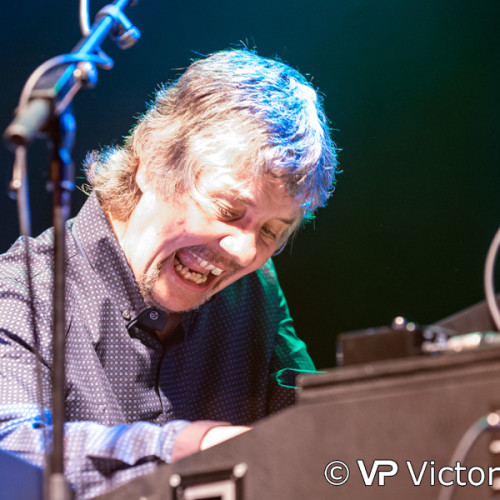 Don Airey performing at Cultuurpodium Boerderij in Zoetermeer (2015/09/04)