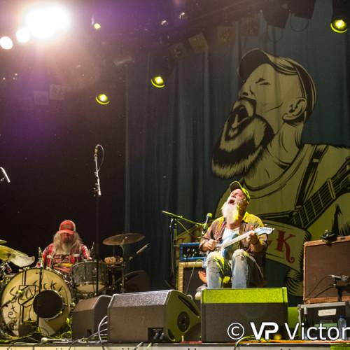 Seasick Steve performing at Doornroosje in Nijmegen (2015/09/18)