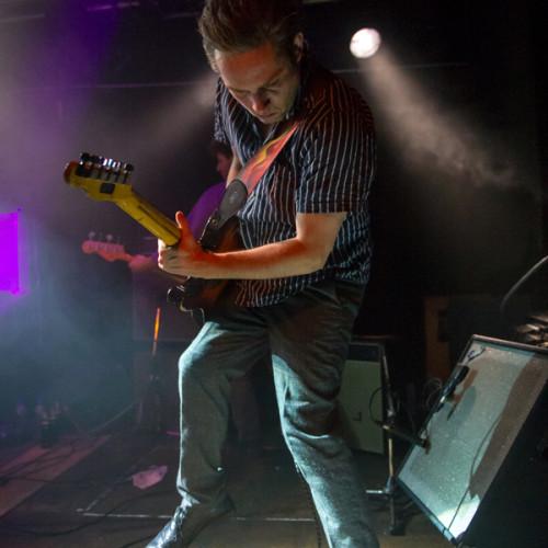 The Hickey Underworld performing at Merleyn in Nijmegen (2015/10/16)