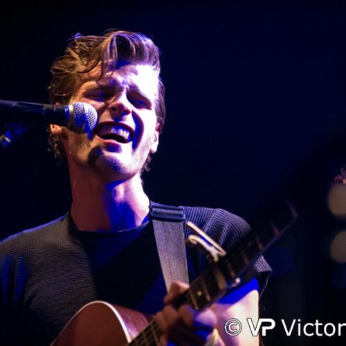 Hudson Taylor performing at Merleyn in Nijmegen (2015/11/04)
